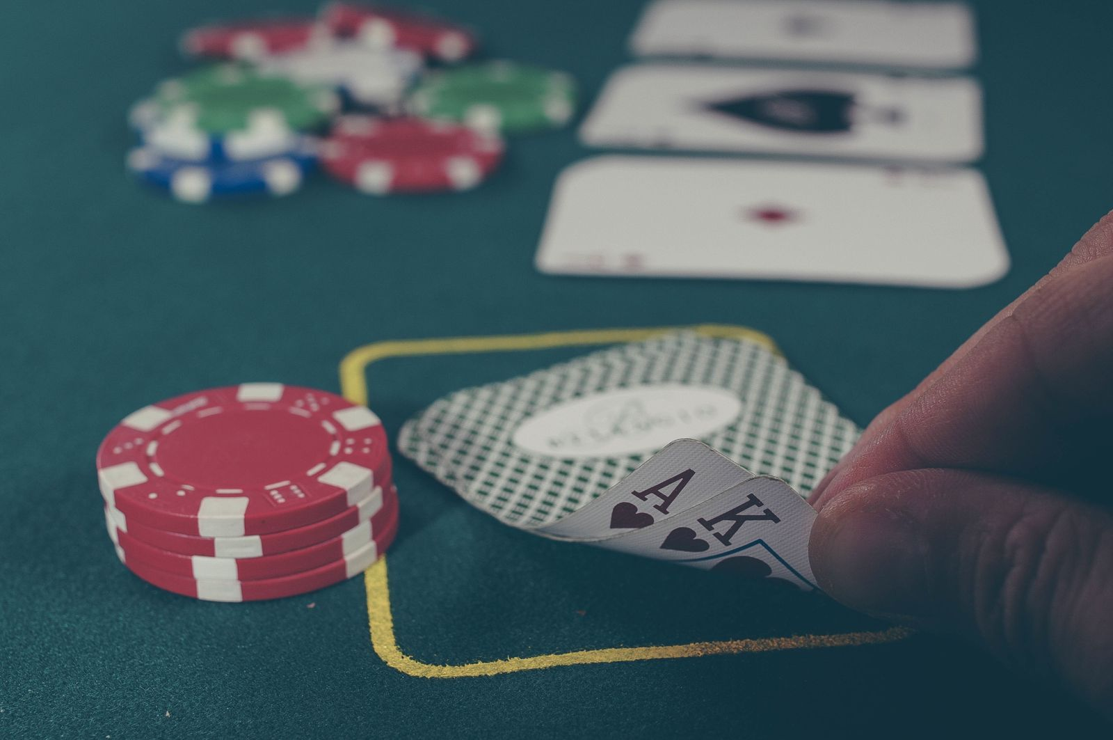 Seven Undeniable Info About Casino